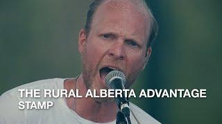 The Rural Alberta Advantage   Stamp   CBC Music Festival
