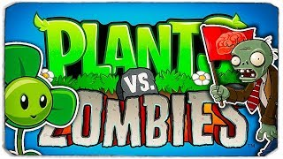 ФАЕРБОЛ ПРОТИВ ЗОМБИ, ЛУЧШАЯ ТАКТИКА - PLANTS VS ZOMBIES ✿