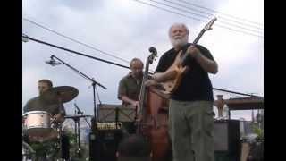 Paul Kogut trio / Red Hook jazz fest brooklyn -  june 16, 2013