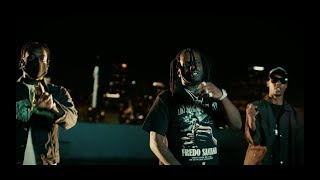 Skengdo x AM ft. Chief Keef - Pitbulls [Official Video] Directed by J.R. Saint