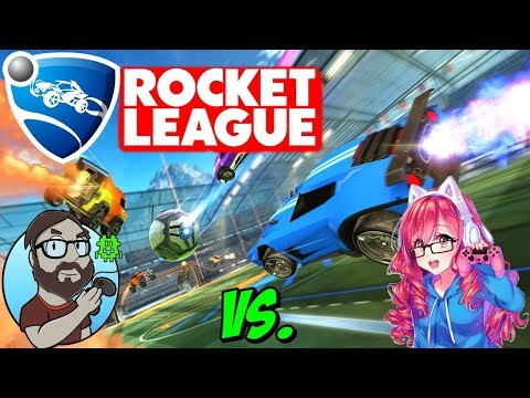 Rocket Leauge Funny Moment - #001 Racky Vs. WuggiLikeTv - Deutsch/German/Gameplay