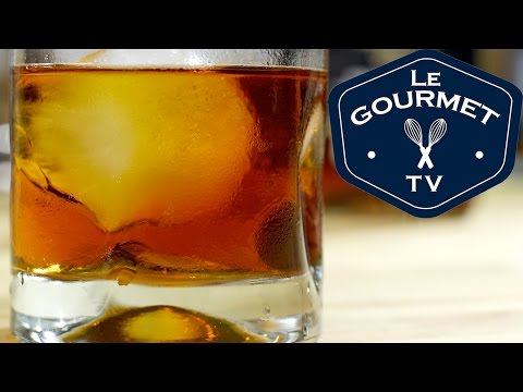 🔞 How To Mix The Perfect Manhattan Cocktail