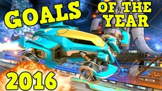 BEST 15 GOALS OF THE YEAR! - Rocket League Community Montage