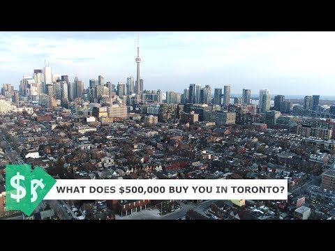 What A $500K Apartment Looks Like In Toronto!