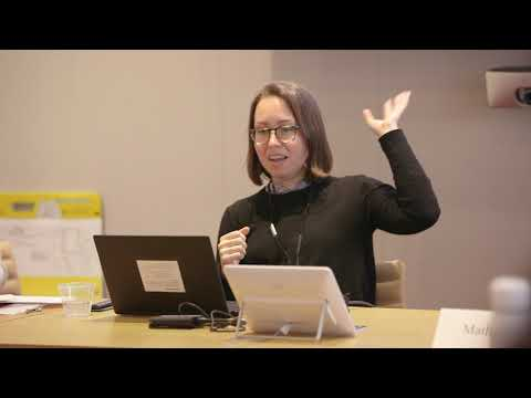 Flash Presentations: Kate Vredenburgh on YouTube