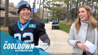 Christian McCaffrey Isn't Looking for MVP Award... Yet | The Cooldown w/ Caroline Cann