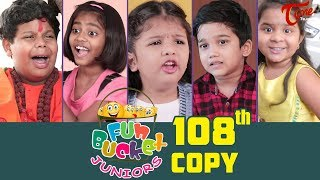 Fun Bucket JUNIORS | Episode 108 | Comedy Web Series | By Nagendra K | TeluguOne