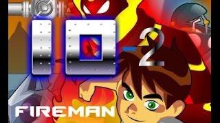 BEN 10 Fireman
