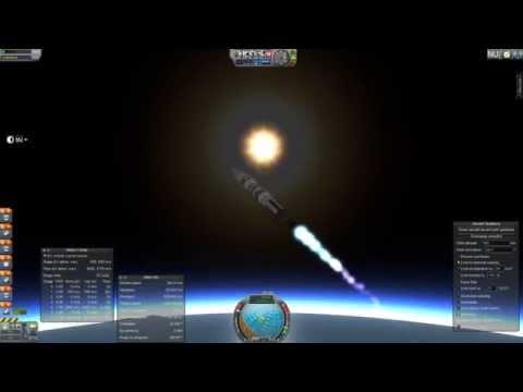 ISRO SLV-3 Rohini Satellite in KSP