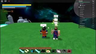 Goku Vs broly Roblox