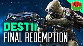 Destiny Rhabby's Final Redemption  - The Dream Team (Funny Moments)