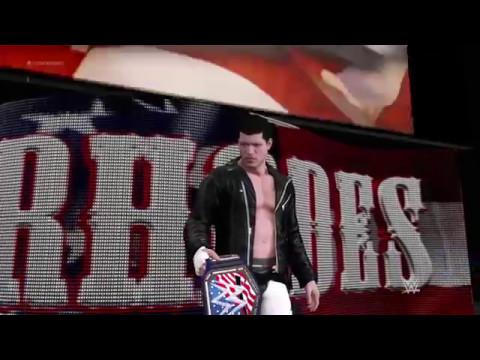 Cody Rhodes Bullet Club Entrance