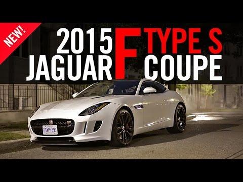 Jaguar FTYPE S Coupe Review YouTube - 2015 jaguar f type s