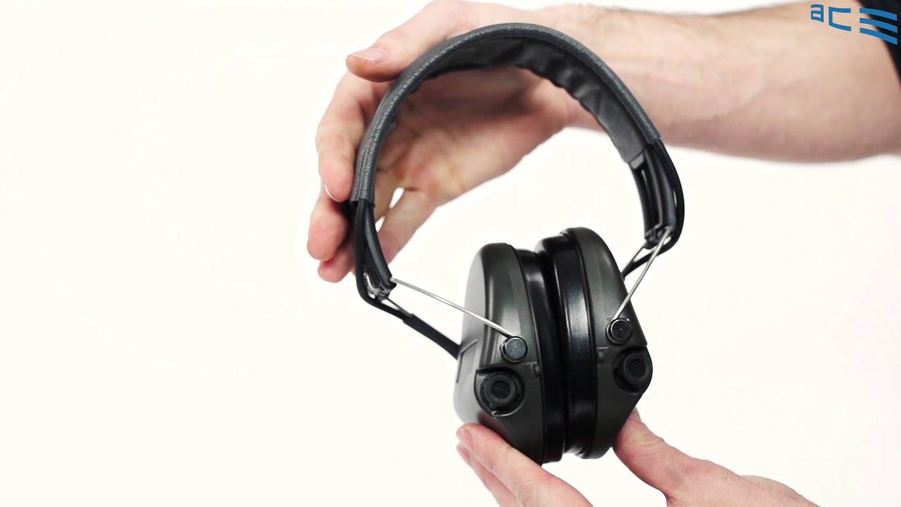 gehörschutz msa sordin produktvideo - youtube