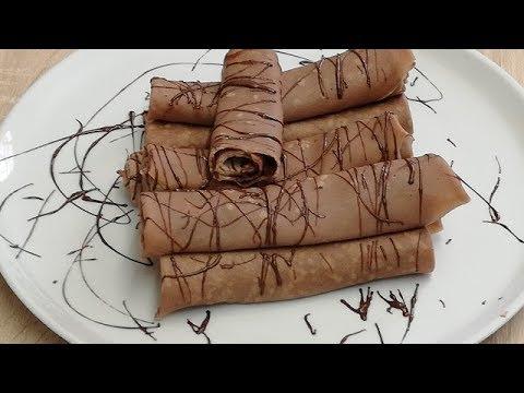 crÊpe-au-chocolat-diÉtÉtique-facile-(cuisinerapide)