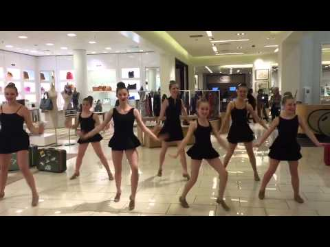 Jet set performed by The Academy at Linda Dobbins Dance at SAKS extravaganza week