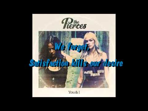 The Pierces - We Are Stars (Instrumental / Karaoke)