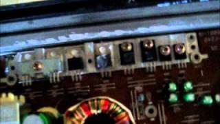 Fix & Troubleshoot Amplifier