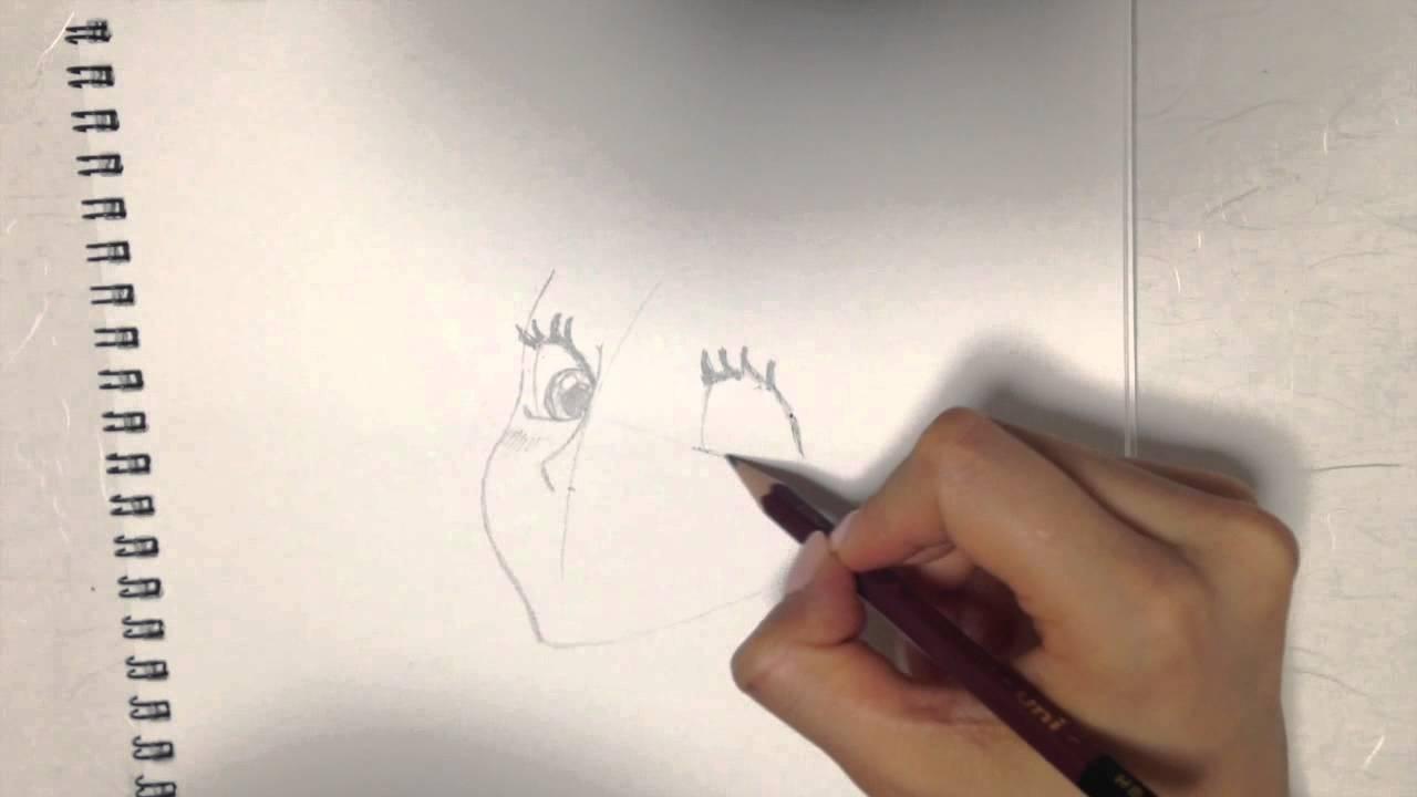 アリエル ディズニーリトルマーメイドのイラストを描いてみた 可愛い雰囲気 How To Draw Ariel 아리엘을 그린 Youtube