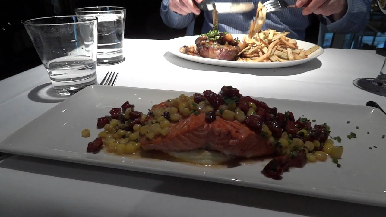 Black and Blue Restaurant in Vancouver BC Canada - YouTube - photo#13