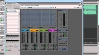 Видеоурок Сведение Adobe audition 2.0