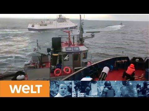 KONFLIKT MIT RUSSLAND: Ukraine ruft Kriegsrecht aus