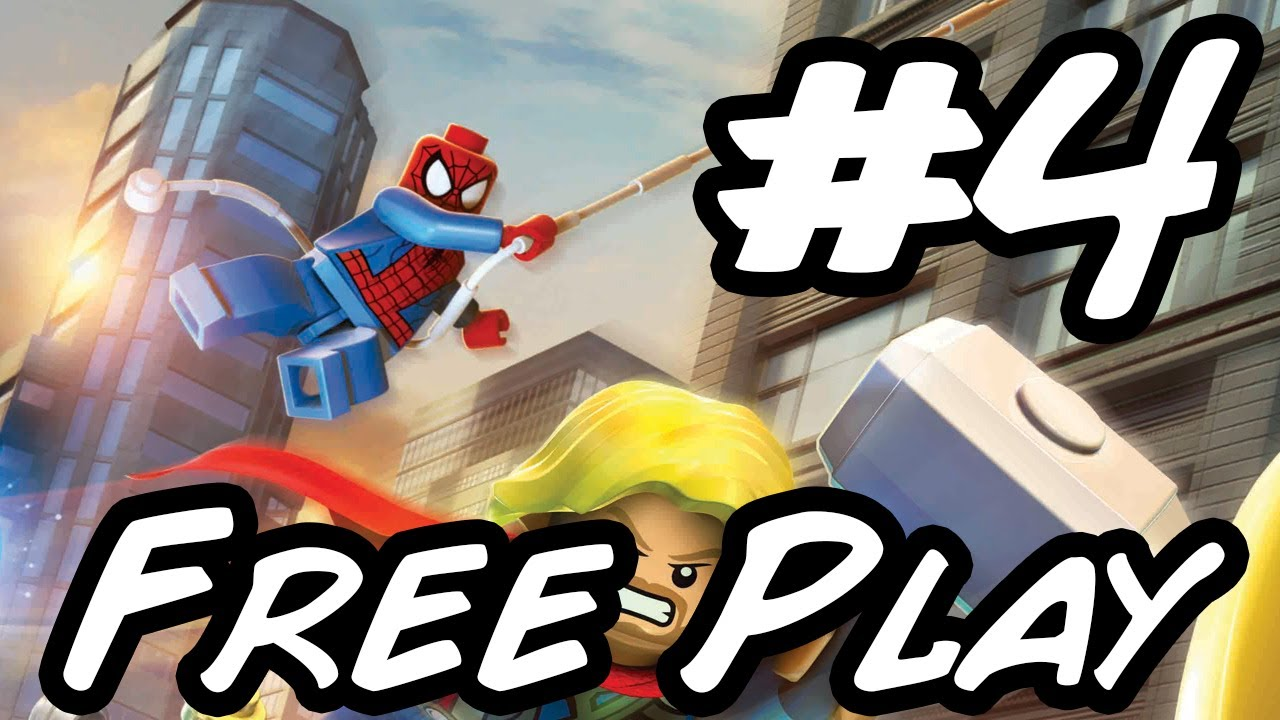 lego marvel superheroes 2 how to play free play