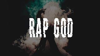 """Rap God"" - Freestyle Hip Hop Rap Instrumental Beat"
