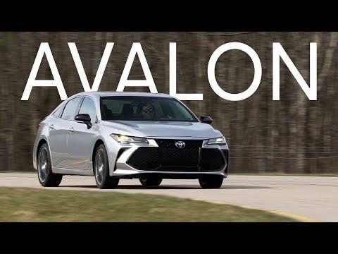 2019 Toyota Avalon Quick Drive | Consumer Reports
