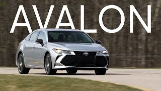 2019 Toyota Avalon Quick Drive | Consumer Reports
