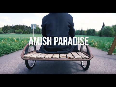 Amish Paradise - School Project