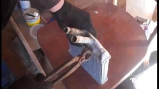 Ремонт радиатора печки ланос, нубира(, 2017-02-10T19:26:12.000Z)