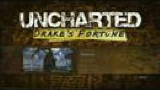 Uncharted PS3 - No Blood (Japan) Revised 12/14/2007