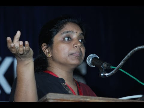 Portrayal Of Women In Media - Dr Beena Kayaloor