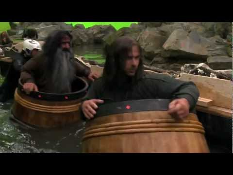 The Hobbit Production Video #7 [HD] Behind the Scenes with Peter Jackson