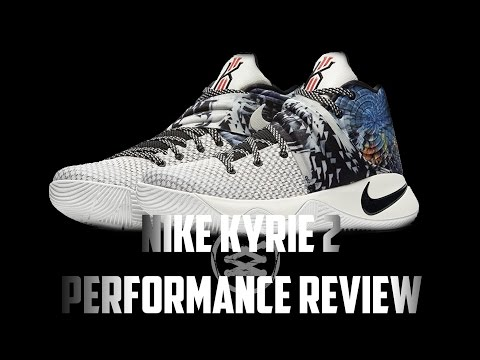 Nike Kyrie 2 Performance Overview - MY INITIAL THOUGHTS! - YouTube 840a604161