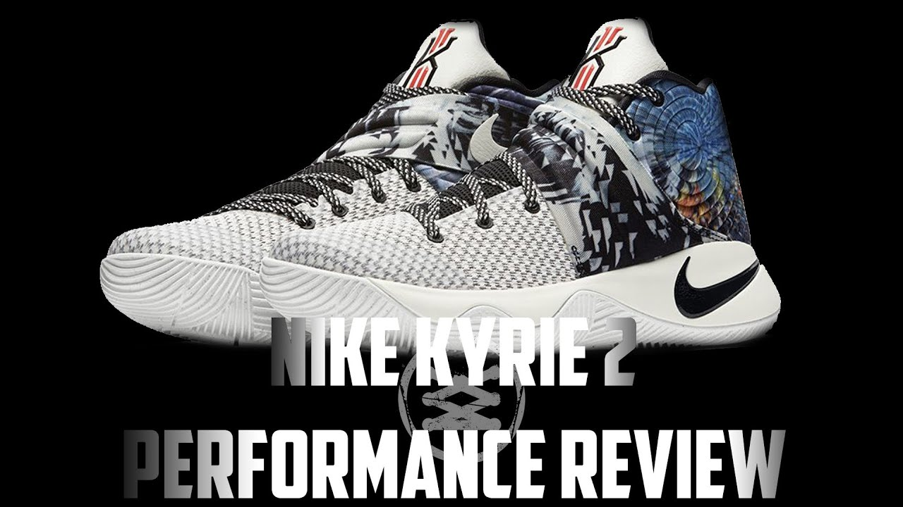 hot sale online 84162 2a938 Nike Kyrie 2 Performance Review - WearTesters