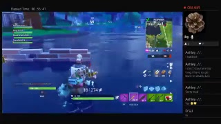 Fortnite battle royale trolling and more on my road to 10