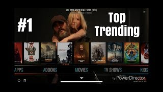 Video Chris Caserta - #1 Top Trending Kodi 17.6 Build  April 2018 / New Kodi Build Install and Setup download MP3, 3GP, MP4, WEBM, AVI, FLV April 2018