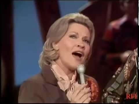 Patti Page, Roy Clark--Tennessee Waltz, 1972 TV