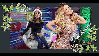 En Hollywood Tikiti comentan sobre Mariah Carey  la cual volverá a cantar en Times Square