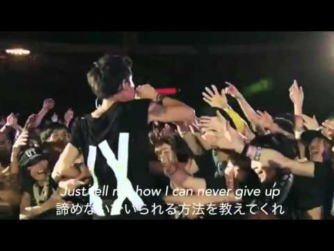 ONE OK ROCK-The Beginning  live at Yokohama stadium 歌詞 和訳 付き