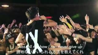 ONE OK ROCK-The Begining 歌詞 和訳です.