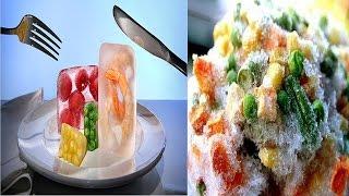 เตือนไว้เลย!อาหารแช่แข็ง(Frozen food )ที่คุณควรหลีกเลี่ยง กินมากๆเสี่ยงเจ็บป่วย