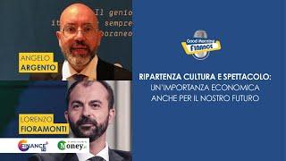 Cultura e spettacolo, una ripartenza decisiva per l'economia ed il futuro dell' Italia
