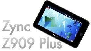 Zync Z909 Plus Video Review