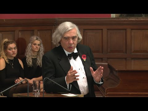 Climate Change Debate | Secretary Ernest Moniz | Opposition