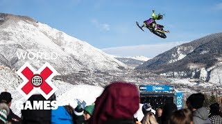 Joe Parsons: No. 4 Moment of 2017 | World of X Games
