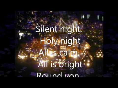 Silent Night(Instrumental + Lyrics in French/English/Italian)