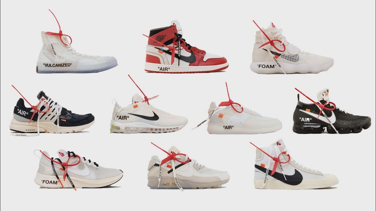 BEST AND WORST OF NIKE X OFF-WHITE!!! - YouTube